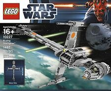 LEGO STAR WARS ULTIMATE COLLECTOR SERIES B-WING STARFIGHTER 10227 NEW