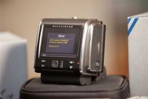 Hasselblad cfv-50c 50MP V-fit medium format digital back
