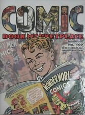 COMIC BOOK MARKETPLACE  n.107 - Gemstone Publishing