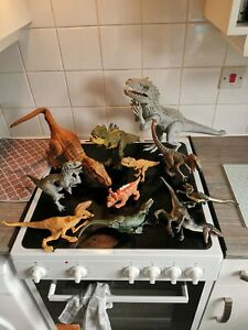 Jurassic World T-rex etc Bundle Hasbro