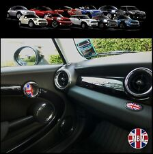 BMW MINI One/Cooper/S R55 CLUBMAN  UNION JACK Door Handle/Glove Box Covers