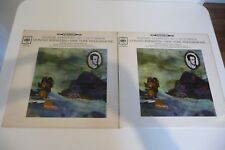 MAHLER SYMPHONY N°3 LEONARD BERNSTEIN MARTHA LIPTON. 2LP. SBRG 72065/66. UK