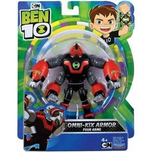 BEN 10 OMNI-KIX ARMOR FOUR ARMS