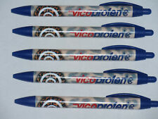 5 Vicoprofen CLASS 3 narcotic (Vicodin) pens,unused,tested,drug rep, hydrocodone