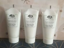 ~ New ~ Origins Checks and Balances Frothy Face Wash, 15ml Travel Size x 3