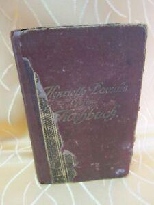 Henriette Davidis Original Kochbuch für die einfache und reiche Küche Burg 21425