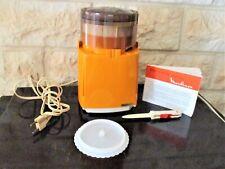 Moulinette - Hachoir  MOULINEX Vintage Orange