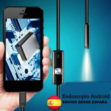 Camara de inspeccion endoscopio impermeable para Smartphone Android y PC