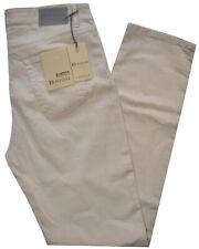 Pantalone uomo jeans 46 48 50 52 54 56 58 60 HOLIDAY cotone strech beige LINHAI