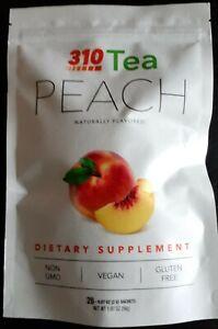 310 NUTRITION - PEACH TEA (28 SERVINGS) EXP 08/2022