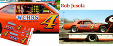 CD_2239 #4 Bob Jusola 70 Chevy II    1:64 scale decals   ~OVERSTOCK~