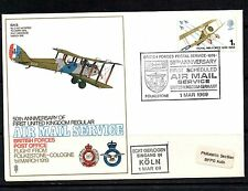 Aviation Great Britain Event Stamp Covers