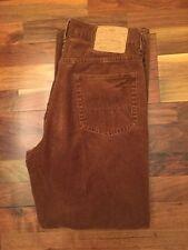 Corduroy Short Coloured Jeans for Men