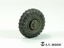 ET Model ER35064 1/35 9P148 Konkurs (BRDM-2 Spandrel) Weighted Wheels (4 pcs)