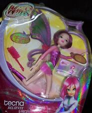 "WINX CLUB * BELIEVIX  TECNA *  11.5"" Tall NRFB 2012"