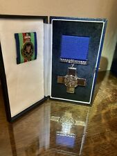More details for royal ulster constabulary 20 years commemorative george cross medal.