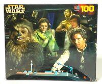 Vintage Star Wars 100 Piece Jigsaw Puzzle - Scene from Original Movie Luke C3PO