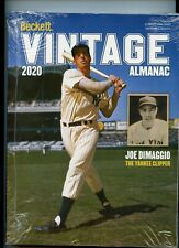 NEW CURRENT BECKETT VINTAGE CARD ALMANAC (6th EDITION, 2020) BASEBALL FB BSK HKY