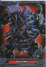 Transformers Optimum Dark Of The Moon Foil Chase Card PF7 Megatron