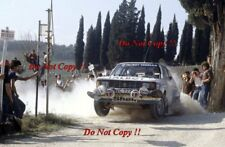 Henri Toivonen Talbot Sunbeam Lotus San Remo Rally 1981 Photograph 2