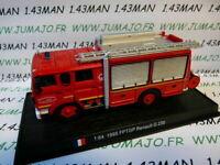 PDP12N 1/72 DEL PRADO Pompiers du Monde : 1999 FPTHR Renault M210-14 CAMIVA