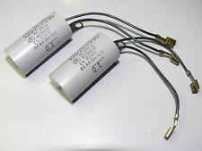 Vishay f1740 RC membres efface-parasites Condensateur x1 0,47 uF + 1,5 Mohm 275 V VDE