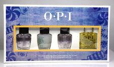 OPI Mini Treatment-THE NUTCRACKER-Care Package Rapid Dry/Nail Envy/ProSpa x1/8oz
