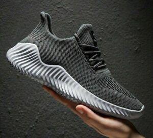 Mens Rubber Shoes Adult Footwear Mesh Walking Activewear Tennis Athletic Sneaker