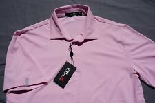 Ralph Lauren RLX Casual Polo Golf Shirt. Baby Pink, Men's Size M. NWT $89.50!