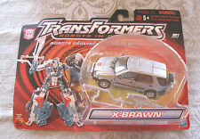 Transformers X-Brawn Strong-Armed Fighter MB 2001   FREE SHIPPING