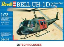 "Revell 04444 Bell UH-ID ""SAR"" helicóptero modelo Set 1/72 escala T48 Class Post"