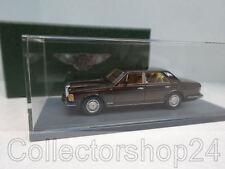 NEO : Bentley Mulsanne, met. brown, RHD , 1980 1:43