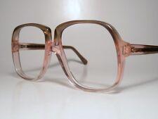 "NIP 60-70s Sun/ Eyeglasses Frame A/O American Optical ""F620 Softones"" Rosetone M"