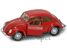 ROAD SIGNATURE 1967 67 VW VOLKSWAGEN BEETLE 1/18 DIECAST RED