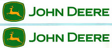 "DECAL SET for  John Deere Stake Wagon, Adhesive Backed, 10.5"" x 2""  JP121"