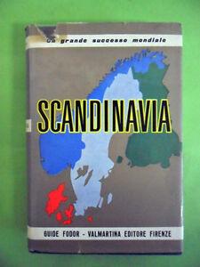 SCANDINAVIA.VALMARTINA-GUIDE FODOR.1961