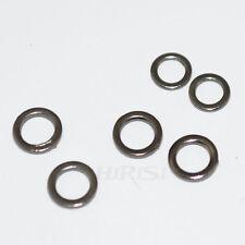 Dragon Carp anneaux de gréement - taille moyenne 3.7mm - Lot x 20 to transparent