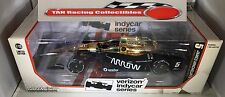 James Hinchcliffe Greenlight 1/18 #5 Arrow GOLD CHROME IZOD Indy Car Free Ship