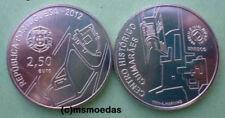 Portugal 2,50 Euro 2012 Guimaraes Sondermünze 2½ € Guimarães Euromünze coin