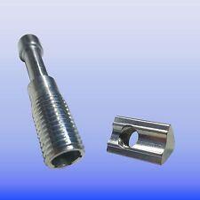 Formverbinder für Aluprofil 30 Nut 6 Item Raster Automatikverbinder -T Matik