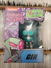 Invader Zim Gir Figure Vinimates Hot Topic Exclusive New Rare