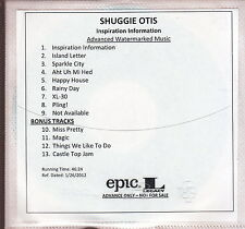 shuggie otis wings of love & inspiration informationn  limited edition 2x cd