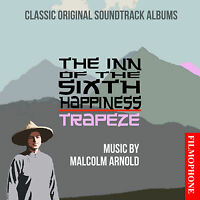 The Inn of the Sixth Happiness / Trapez - Film Soundtrack CD - Malcolm Arnold