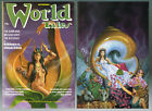 World Tales 1985 World Fantasy Conv. Souvenir Book