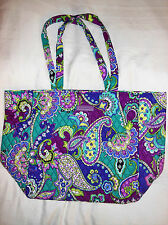 NWT Vera Bradley GRAND TOTE 2.0 HEATHER xl beach travel shopper 15823-144