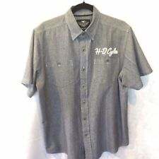 Harley-Davidson Gray Shirts for Men