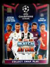 match attax 2018/19 champions league Complete INC LIMITED EDITION