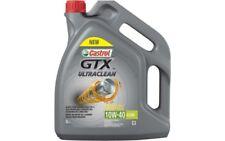 CASTROL Aceite de motor GTX Ultraclean 10W40 A3/B4 - 5 Litro 15A4D4