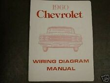 1960 Chevrolet El Camino Wiring Diag Manual