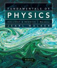 Fundamentals of Physics, Paperback by Halliday, David; Resnick, Robert; Walke...
